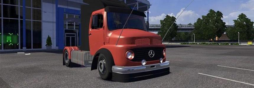 Mercedes Benz 1113 v1.0