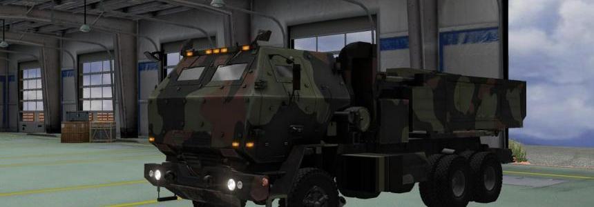 Military Truck  1.16.X