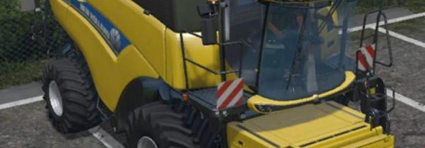 New Holland CR 6.90 v0.6 BETA