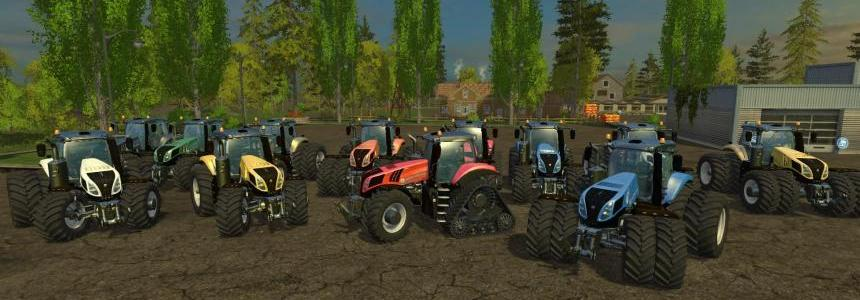 New Holland Modified Dyeable Pack v1.6