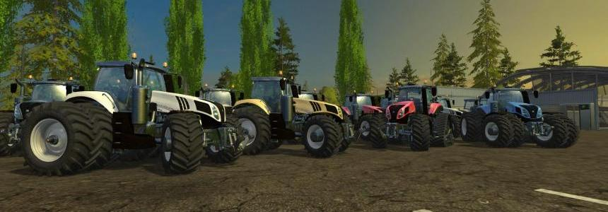 New Holland Standard Power Dyeable Pack v1.6