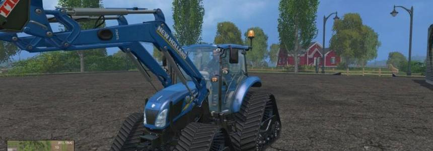 New Holland T475 Tracked v1.0