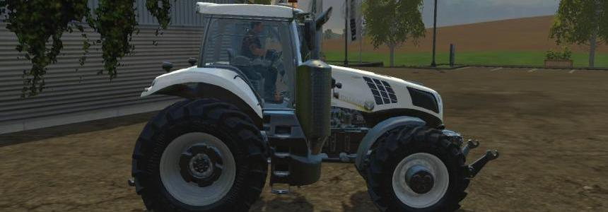 New Holland T8 White Dualls v1 Final