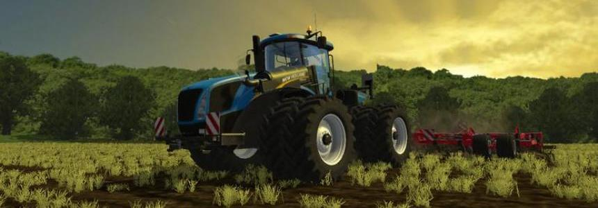 New Holland T9 Supersteer v1.0
