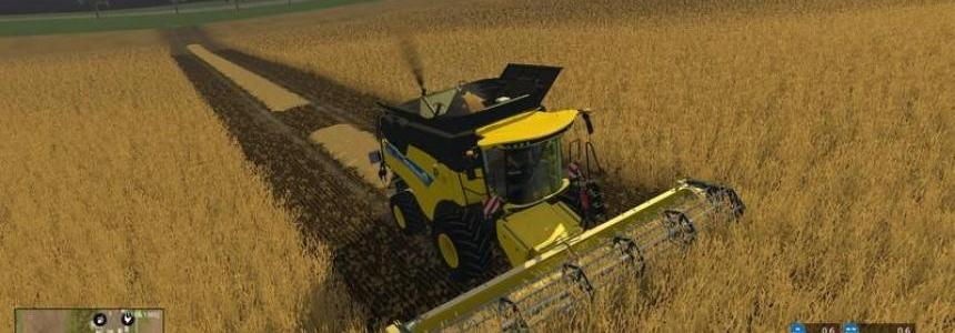 New Holland Varifeed 30ft v0.9 BETA