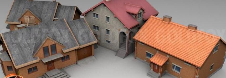 Pack Houses v1.0