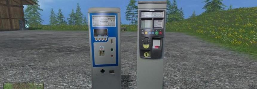 Parking ticket machines v1.0