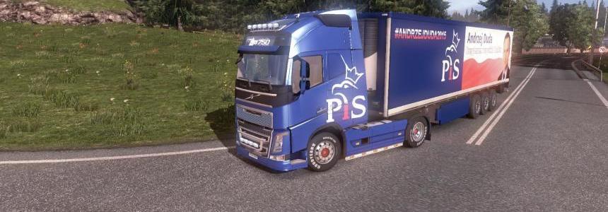 PiS Volvo FH 16 v1.0