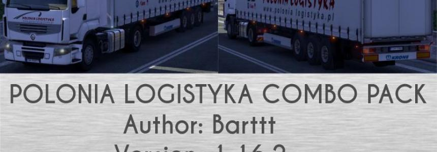 POLONIA LOGISTYKA combo pack by Barttt 1.16.2