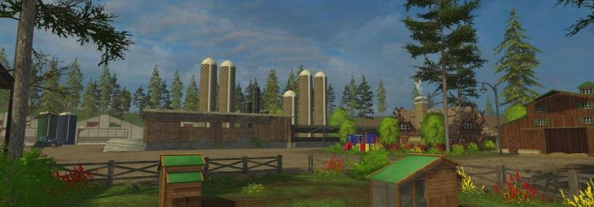 Ringwoods Completed Map V1.4