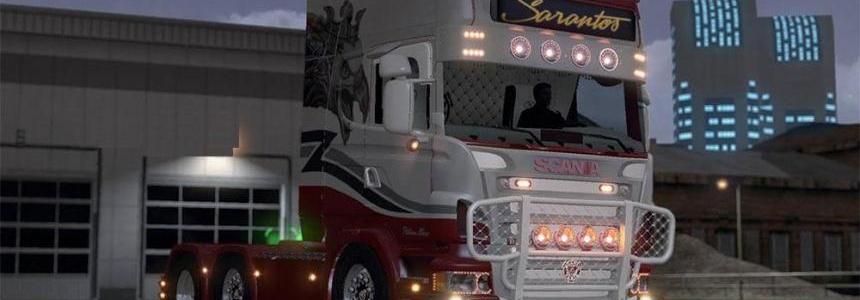 Sarantos Scania R999