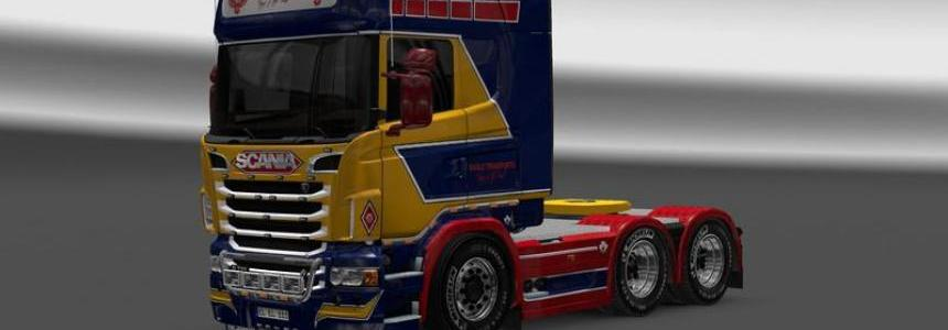 Scania Eagle Transport v1.11
