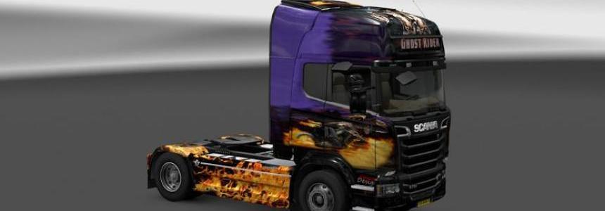 Scania Ghost Rider S Liner v1.16.2