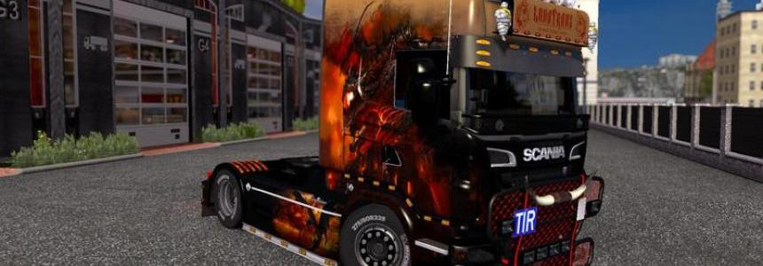 Scania R Dragon v1.0