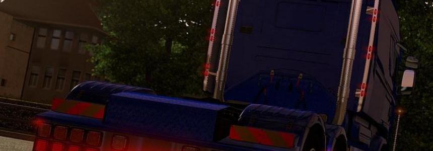 Scania R & Streamline Addons v1.1