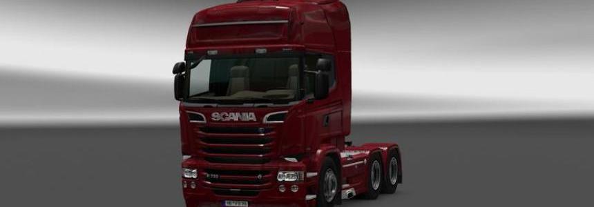 Scania R Streamline v2.0
