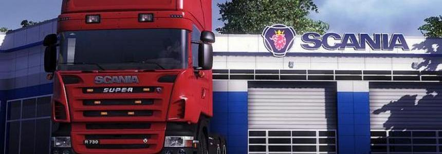 Scania R2008 V2.3 1.16.xx
