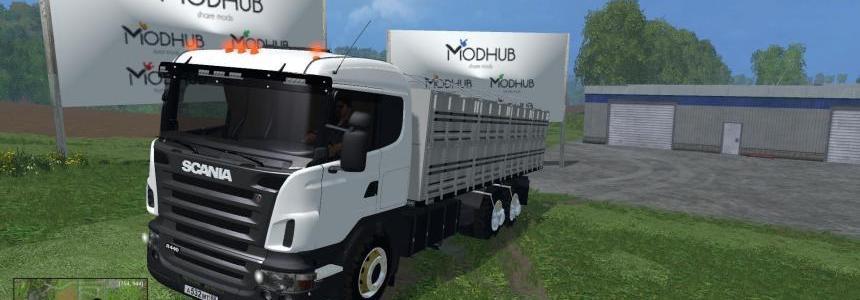 Scania R440 Truck v1