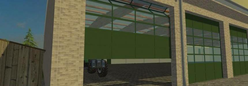 Shelter Hall v1.0