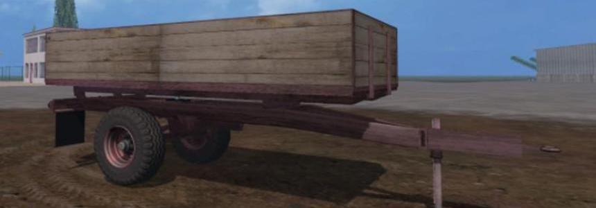 Small homemade trailer v1.1