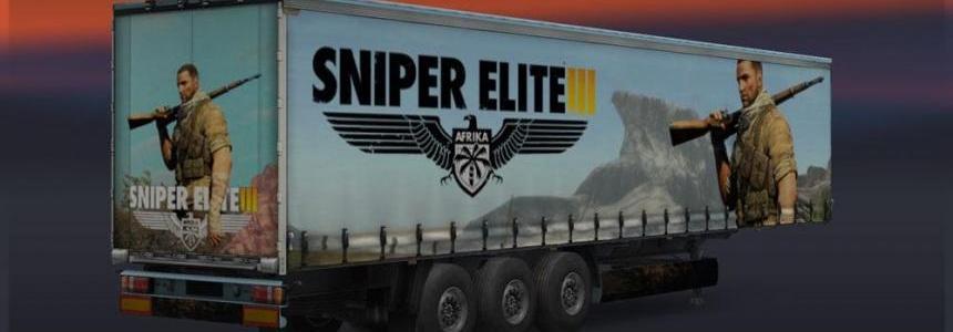 Sniper Elite 3 Trailer Skin