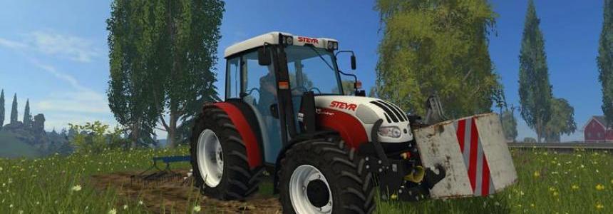 Steyr 4095 Kompakt Pack v1.0