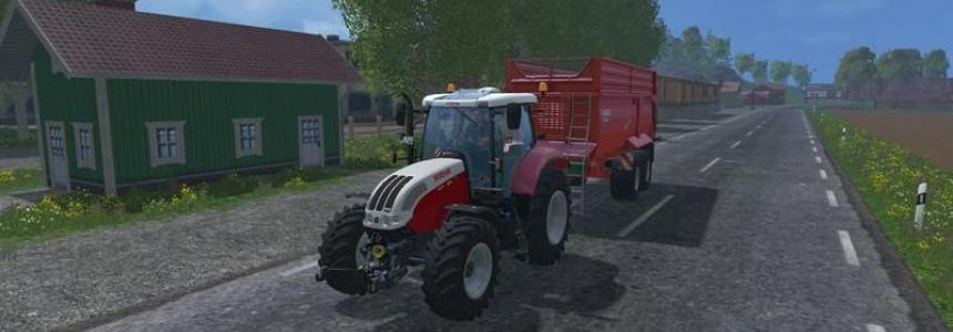 Steyr CVT 6130 EcoTech v1.0