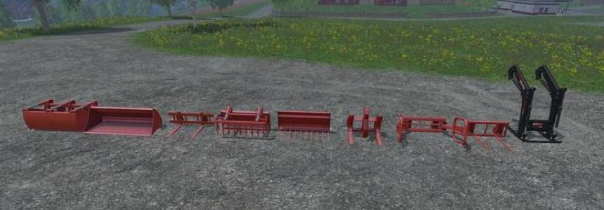 Steyr Equipment Pack v1.0