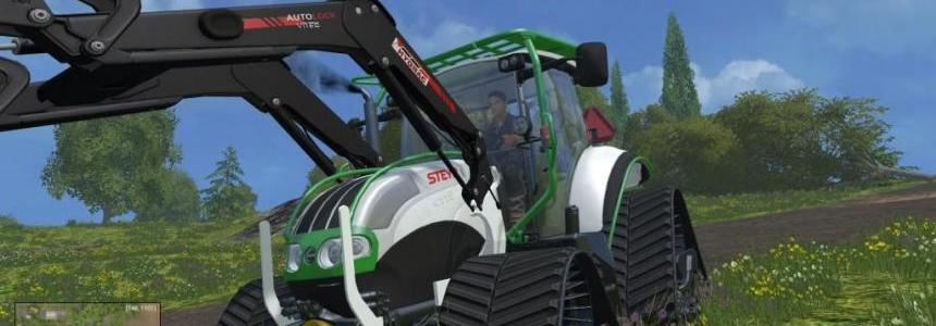 Steyr Power Track Tractor v1.0