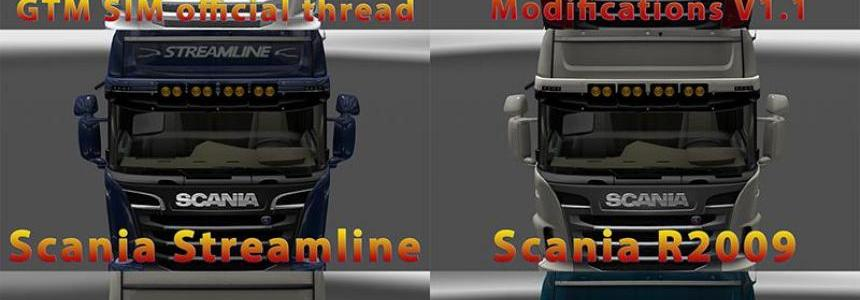 Sunshield GTM all scania 1.16.2s