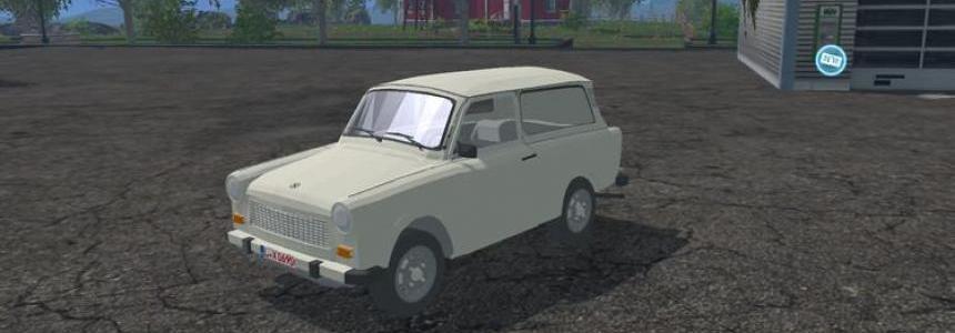 Trabant 601 Kombi v0.5 Beta