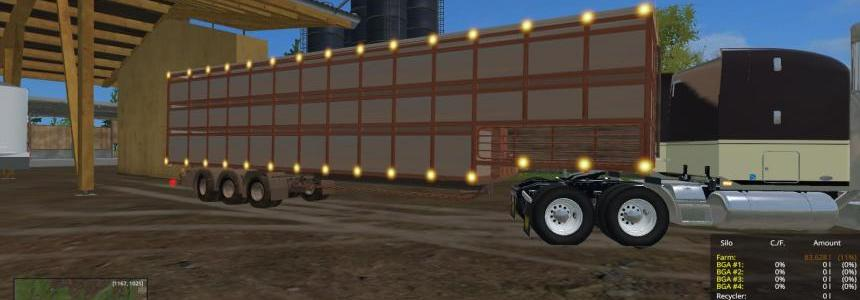 TSL livestock Trailer Light Mod Revision Light Mod Revision v1
