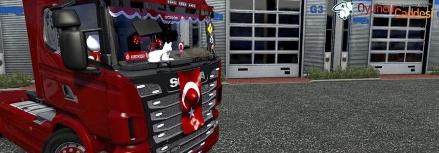 Turkish Style Scania G420