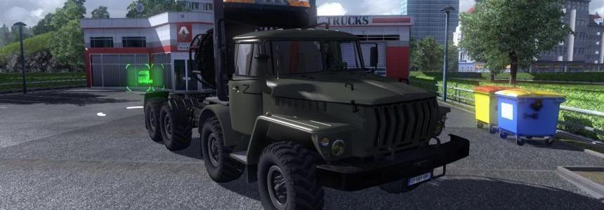 Ural 4320 (1.16.2s) rus/eng