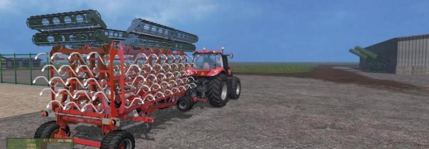 Vila Vibro-Cultivator Dragged 12M v2.0