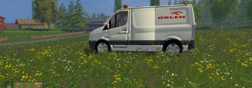 Volkswagen Orlen Service Car v1