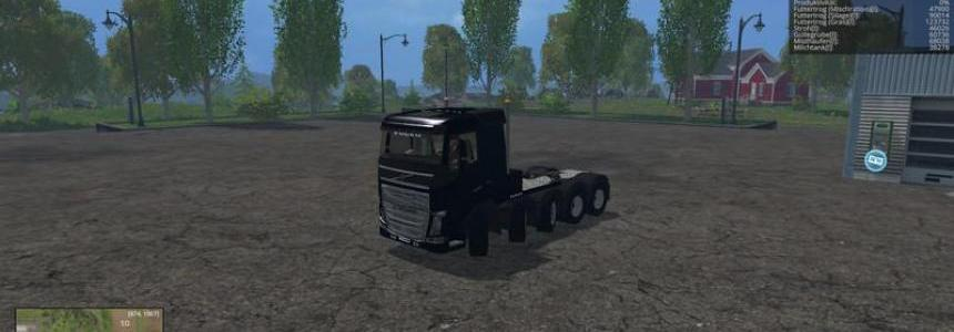 Volvo 10x10 New sound and better grip v1.2