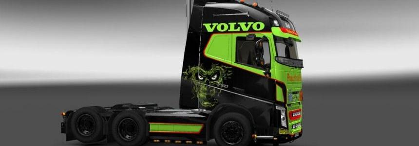 Volvo from Hell Skin