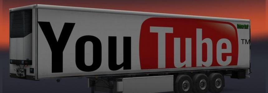 YouTube Trailer Skin