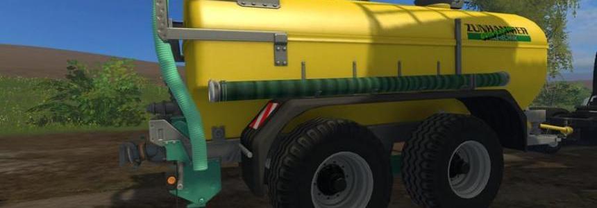 Zunhammer Tanker Shuttle 18500l v0.9 Beta