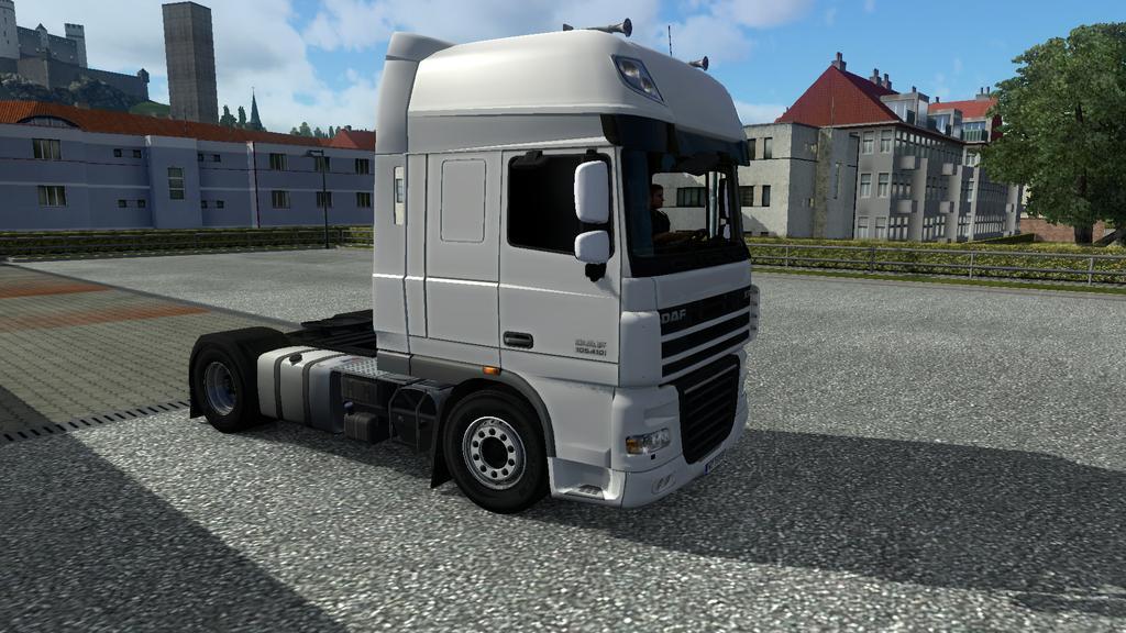 Daf xf tuning mod ets2 euro truck simulator 2 youtube - Daf Daf Xf 105 Tuning Daf Xf 105 Tuning Truck Tuning