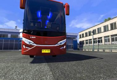 HD2 OC500RF Jet Bus – skins included