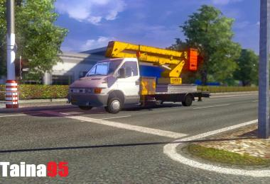Iveco Daily Service Ai Traffic