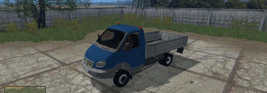 GAZ 3310 Valdai v0.5