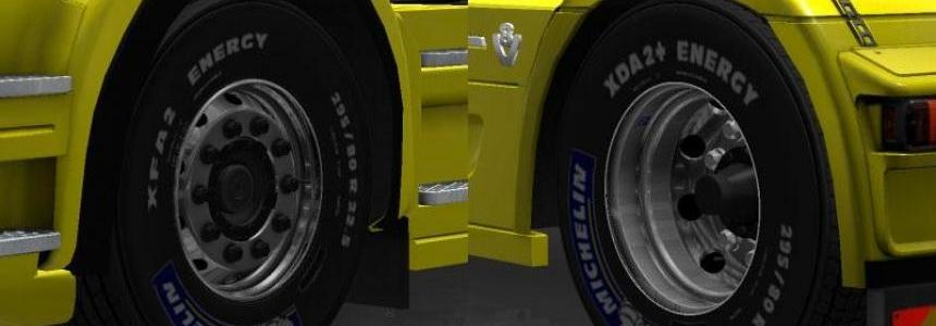 50k Scania T Alcoa Wheels Pack v1.1