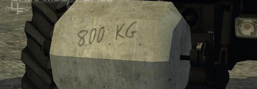 800 KG DIY v1.0