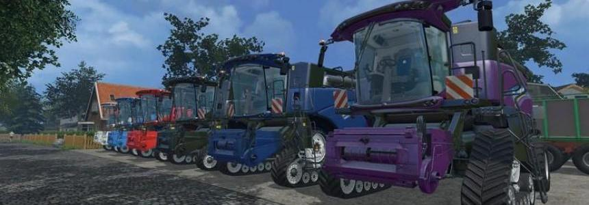 New Holland CR 1090 v1.0