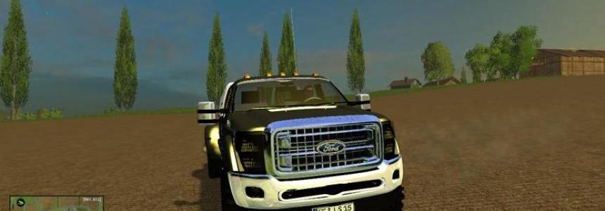 Ford F450 v1.0