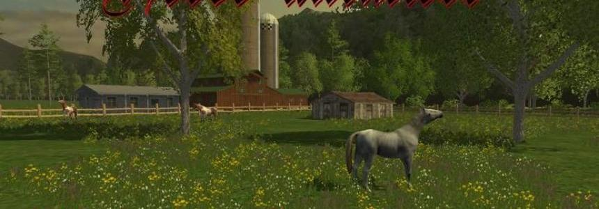 Animated horses v1.0
