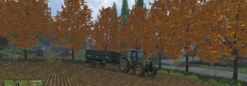 Autumn trees v1.1